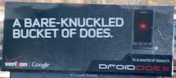 Droid billboard