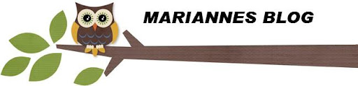 Mariannes blog