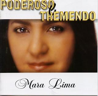 Mara Lima - Poderoso e Tremendo 2003 (Play Back)