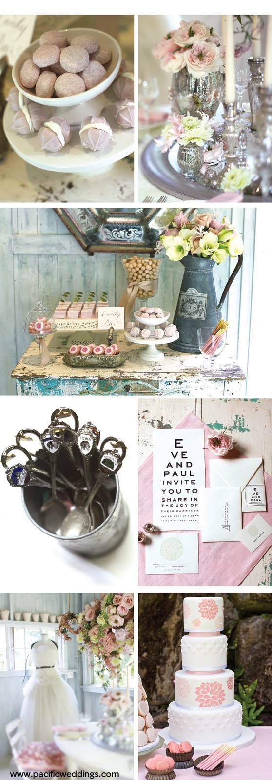 Your Wedding Support: GET THE LOOK - French Themed Wedding