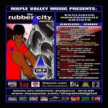 "DROP   ""THE RUBBER CITY NETWORK PROJECT"""