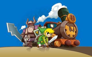Link y Zelda: Spirit Tracks