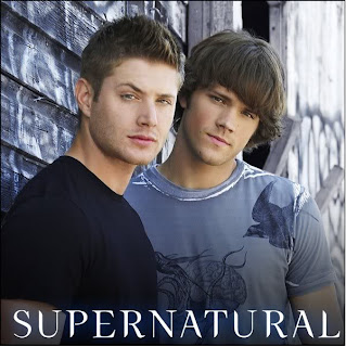 Sam (Jared Padalecki) y Dean (Jensen Ackles) de Supernatural