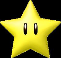 Estrella de Super Mario