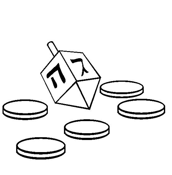 gelt coloring pages - photo#34