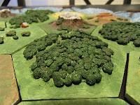 Settlers of Catan Homemade 3d Pieces Alumilite Plastic Resin