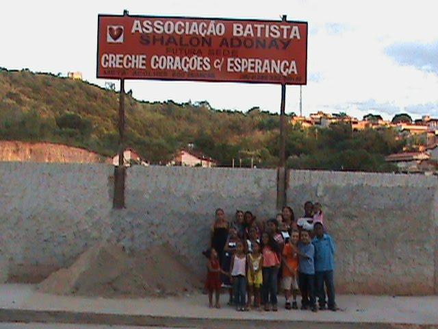 """Futura Sede del Hogar para niños """"Corazones con esperanza"""""""