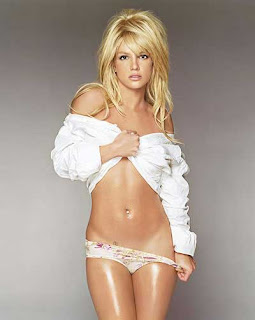Hot Sexy Pop Singer Britney Spears