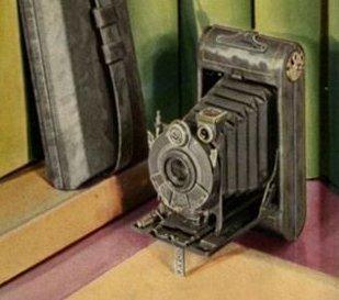 recuerdas al famoso viajero del tiempo? Kodakfolding
