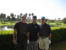 My brothers Gary and Ryan, and Dad