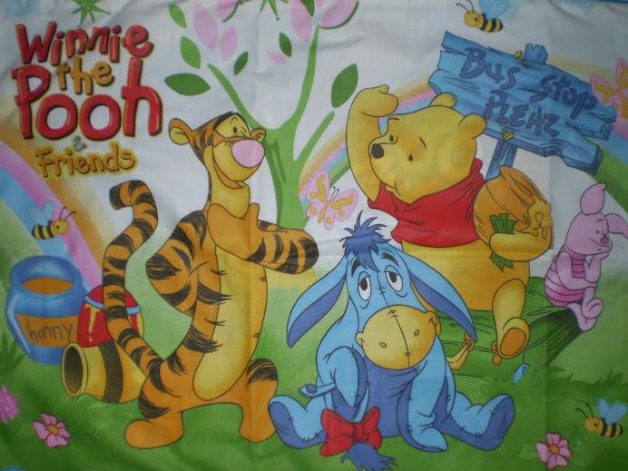 """Satwa Lucu """"Winnie the Pooh"""""""