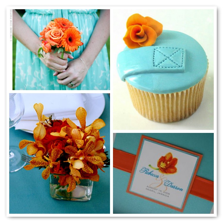 Marga\'s blog: I 39ve seen orange and teal and orange and turquoise ...