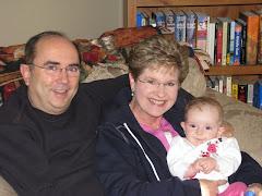 Gramma Carol and Papa Gene