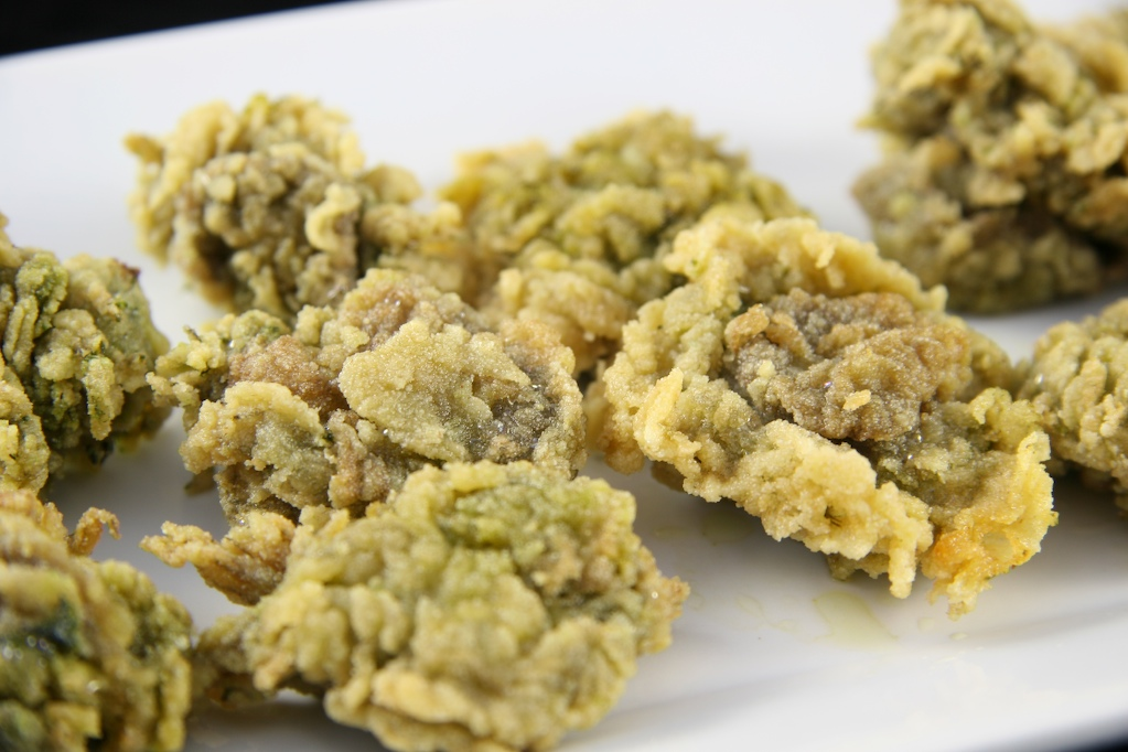 Viandas cadiz sl ortiguillas de mar prefritas Cocinar ortigas de mar
