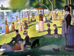 My Favorite Impressionist Painting: George Seurat's A Sunday on La Grande Jatte (click pic n zoom)