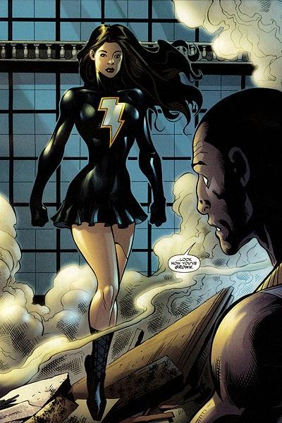 Les nouveaux Péchés capitaux. Mary+Marvel+black