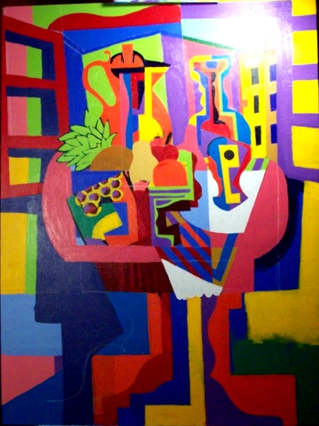 an art essay on cubism Read this history other essay and over 88,000 other research documents cubism cubism is the most radical, innovative, and influential ism of twentieth-century art.