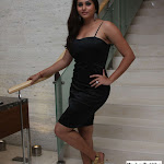 Namitha Hot Sexy In Black Dress Photo Gallery