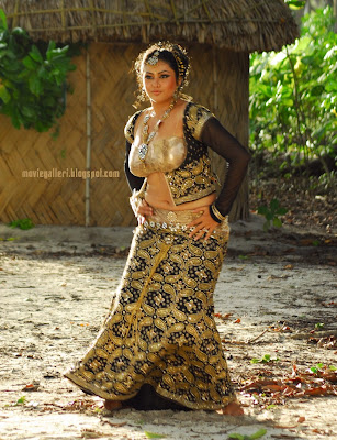 Tamil Actress Namitha Spicy Hot Stills From Jaganmohini Movie