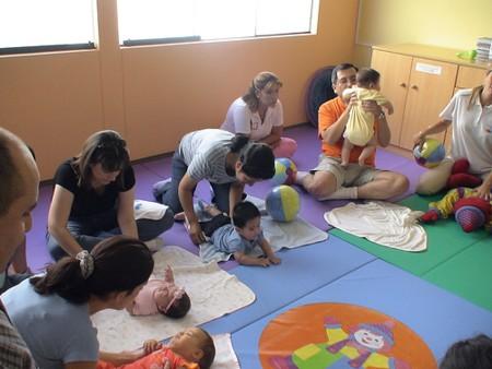 Nuestras publicaciones estimulaci n motora y cognitiva a temprana edad - Con cuantos meses se sienta un bebe ...