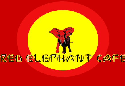 Red Elephant Cafe Studio.