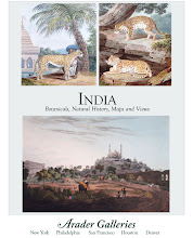 India : Botanicals, Natural History, Maps and Views