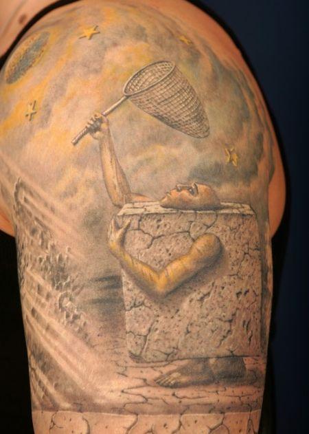 Tatuagens 3D.