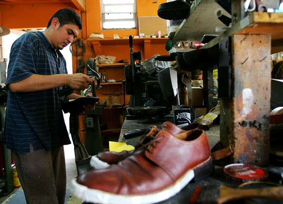 Shoe Repair Las Cruces