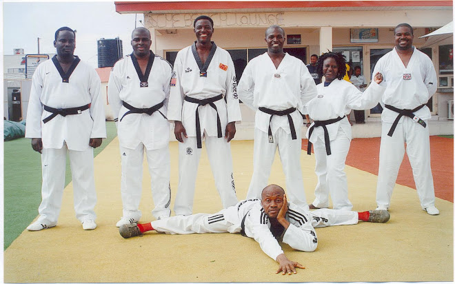 LEKKI TAEKWONDO ACADEMY TRAINING GROUND @ FUN FACTORY, ADMIRALTY WAY, LEKKI PENINSULAR, SCHEME 1