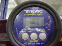 Compression Test Gauge 165 PSI