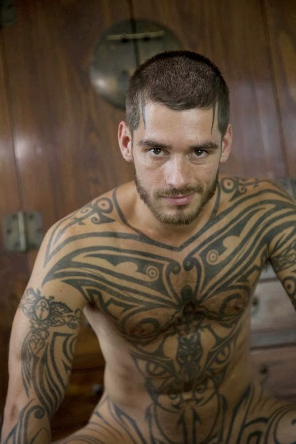 Man candy welcome to man candy for Tattoos for gay men