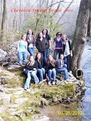 Cherokee Spring Break 2010