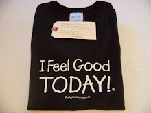 T-shirts  to feel good today!!