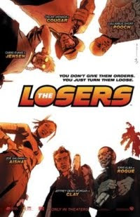 The Losers Movie