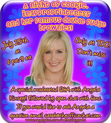 angela kinsey beach. with Angela Kinsey (7/25)