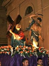 Gesù portacroce fustigato