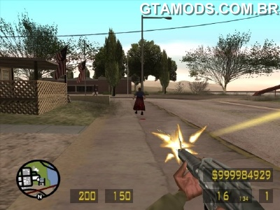 FPS Mod Counter-Strike
