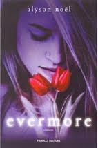 Evermore Alyson Noel copertina