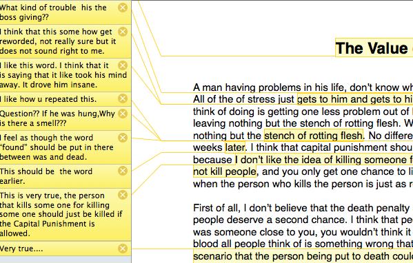peer edit 5 paragraph essay