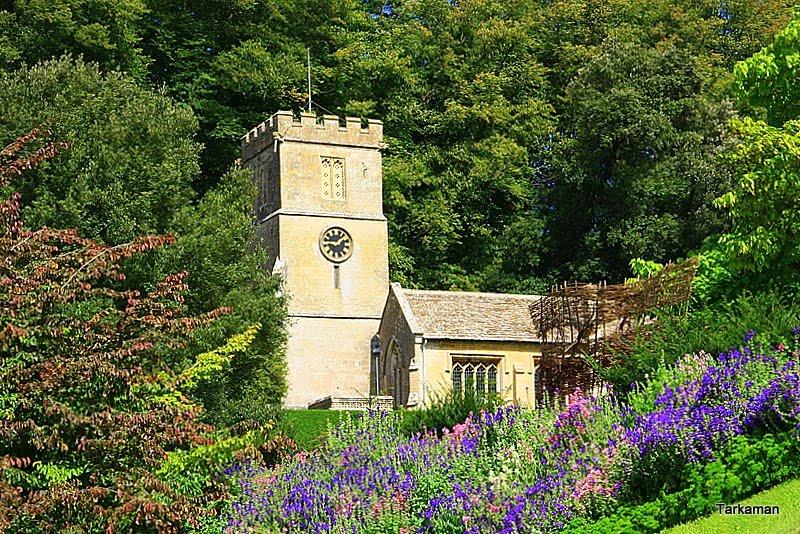 [St+Peter's+Church+and+flowers+Dyrham+Park.JPG]