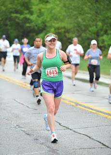 running the palos half marathon 2010