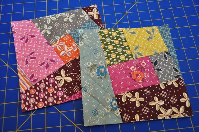 Texas Freckles Quick And Easy Qayg Scrappy Potholder A Tutorial