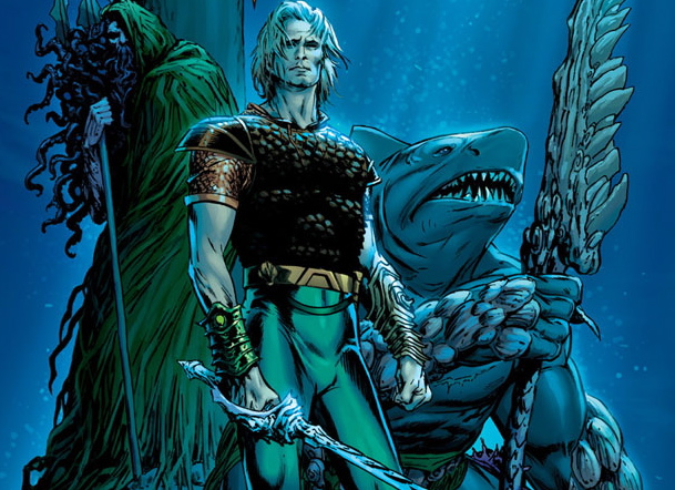 Aquaman Cartoon