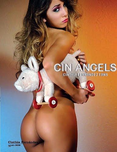 Cinthia Fernández Una Chica Playboy