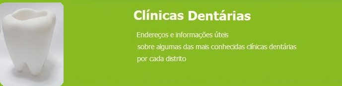 Clínicas Dentárias