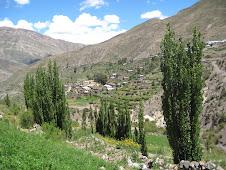 Localidad de Tassa, Moquegua