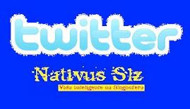Siga o Nativus Slz também no Twitter