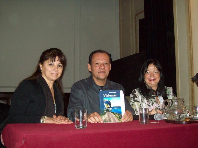 Presentación del Libro Viajemas de Nicasio urbina