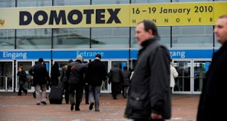 DOMOTEX 2010 Entrance