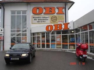 German DIY: OBI